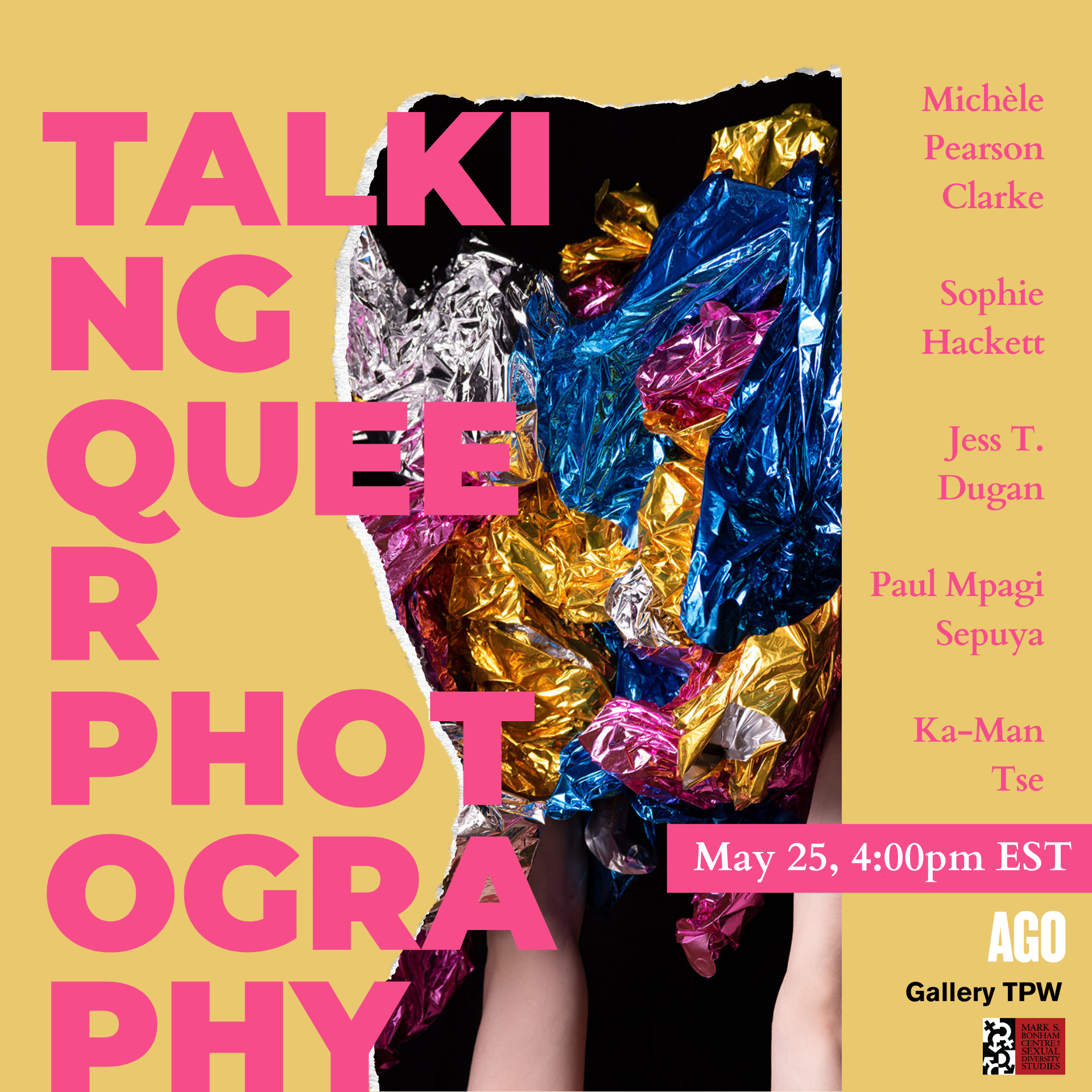 Art in the Spotlight: Talking Queer Photography