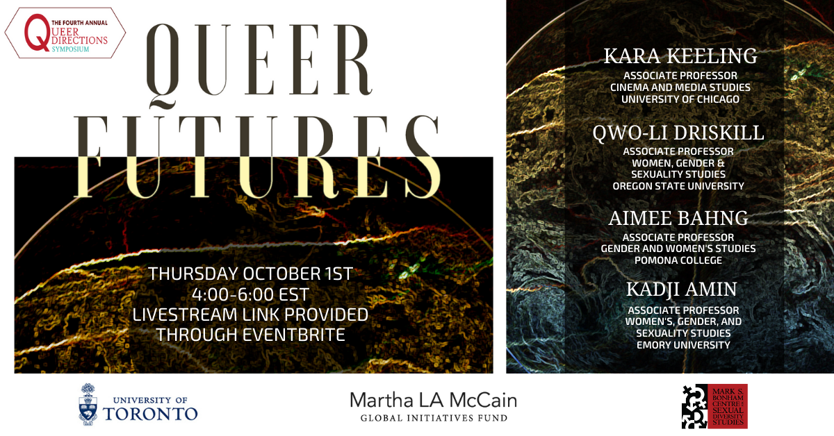 Queer Directions Symposium: Queer Futures