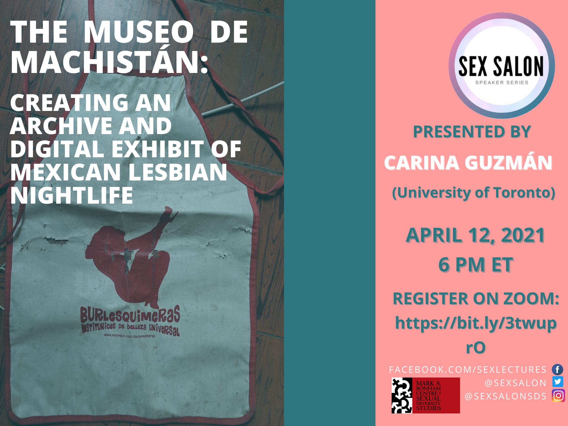 Sex Salon: The Museo de Machistán: Creating an Archive and Digital Exhibit of Mexican Lesbian Nightlife